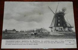 OLD POSCARD SWEDEN - SVENSKA - SVERIGE - NARKE 36 - ED. TURISTFORENINGENS - NOT - Suecia