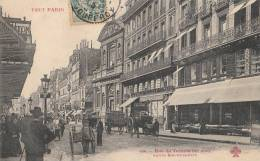 TOUT PARIS N° 194  3°  Rue Du TEMPLE  Commerces Animation EGLISE Ste Elisabeth - Arrondissement: 03