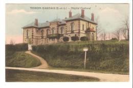 Thiron Gardais - Hopital Cantonal - France