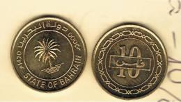 BAHRAIN -10 Fils 2000 SC  KM17 - Bahrein