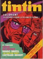 TINTIN N° 52 DU 26-12-1972 - Kuifje