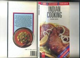 - INDIAN COOKING . THE KITCHEN LIBRARY 1986 . - Keuken, Gerechten En Wijnen