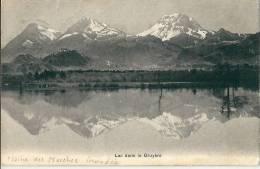 Broc, La Plaine Des Marches Inondée - FR Fribourg