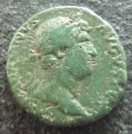#281 - Hadrianus - COS III PP - S-C -  XF! - 3. Les Antonins (96 à 192)