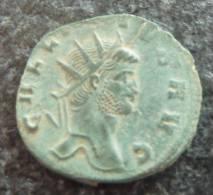 #284 - Gallienus - APOLLINI CONS AVG - SS! - 5. L'Anarchie Militaire (235 à 284)