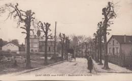 95 - SAINT BRICE SOUS FORET / BOULEVARD DE LA GARE - Saint-Brice-sous-Forêt