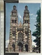 Tours La Cathédrale Saint Gatien 1965 - Tours