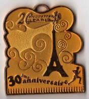 30ème Anniv. 20km De Paris Avec Ruban Authentique : 11 Octobre 2009 - Unclassified