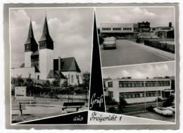 Gruß Aus Freigericht 1, Ortsteil Somborn 1970   (c3664) - Germania