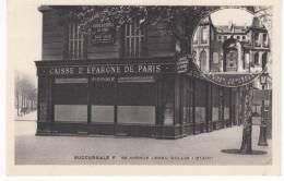 75 - PARIS / BANQUE CAISSE D'EPARGNE Au 88 AVENUE LEDRU ROLLIN - Arrondissement: 12