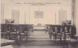 Indiana Warren The Chapel Of The Methodist Memorial Home For The