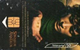 F 1175 970 SEIGNEUR DES ANNEAUX 1 -YEUX FERMES - 2001