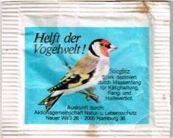 SUCRE - HERMANN LAUE - HAMBURG - HELFT DER VOGELWELT! - STIEGLITZ - AZUCAR - SUGAR - ZUCCHERO - ZUCKER - AÇÚCAR - Azúcar