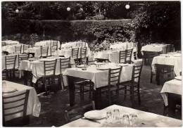 CANONICA LAMBRO - TRIUGGIO - RISTORANTE FOSSATI - IL GIARDINO - MONZA - 1960 - Monza