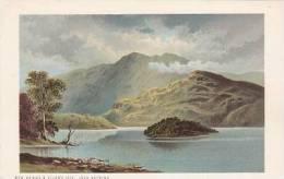 LOCH KATRINE - BEN VUE @ ELLENS ISLE - Stirlingshire