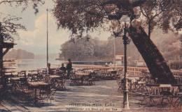 Eutin, Hotel Voss Haus, Agneswerder Mit Blick Auf Den See, Um 1912 - Eutin