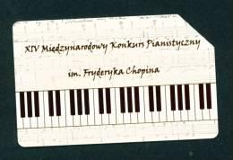 POLAND - Urmet Magnetic Phonecard As Scan - Poland
