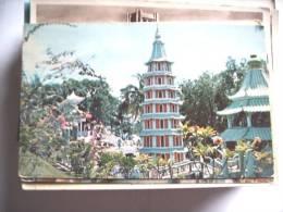 Azië Asia Singapore Pagoda Haw Par Villa - Singapore