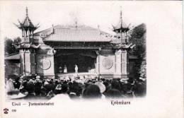 Dänemark, KOBENHAVN, Tivoli's Pantomimeteatret, 191? - Dänemark