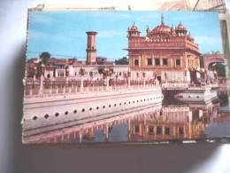 Azië Asia India Amritsar Temple - India