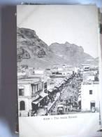 Azië Asia Jemen Yemen Main Street Aden - Yemen