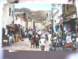 Azië Asia Jemen Yemen Bazaar Aden - Yemen