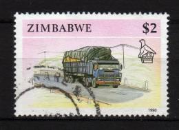 ZIMBABWE - 1990 YT 209 USED - Zimbabwe (1980-...)