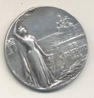 ASOCIACION PATRIOTICA ESPAÑOLA DE LA REPUBLICA ARGENTINA AÑO 1896 RARISIME - TOP COLLECTION - Firma's