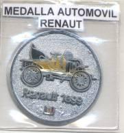 RENAULT 1899 - TALLER NINO DE ROSARIO E. INTILI CIRCA 1970 BUENOS AIRES ARGENTINA MEDAILLE - Professionals / Firms