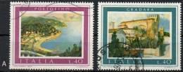 ITALIA REP. 1974 - Turistica Turismo 1a Emissione - 1971-80: Usados