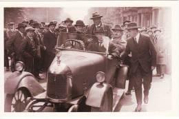 Postcard General Strike 1926 Ramsey Macdonald Henderson & Tillet Nostalgia - People