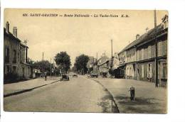 95* SAINT GRATIEN Rue Nationale - La Vache Noire - Sin Clasificación