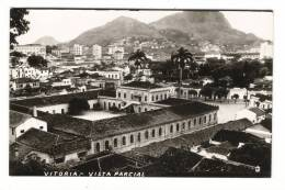 BRESIL  /  VITORIA  /  VISTA  PARCIAL  /  Cliché Photographique Au Format Cpa - Vitória