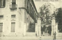 BRINDISI - MUNICIPIO E PIAZZA SEDILE (ref 7791) - Brindisi