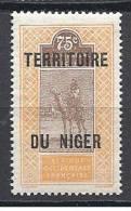 NIGER N� 14  NEUF** TTB