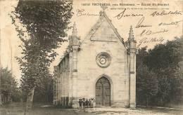 33 TOCTOUCAU EGLISE SAINT VINCENT - France
