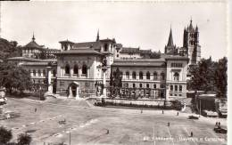 LAUSANNE: Université Et Cathédrale - VD Vaud