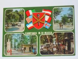 MASSA CARRARA - Campings Marina Di Massa - Quattro Vedute - Massa