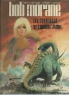 """BOB MORANE """" LES SORTILEGES DE L´OMBRE JAUNE """"  - VERNES / VANCE - E.O. SEPTEMBRE 1976  DARGAUD - Bob Morane"""