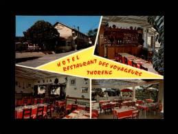 06 - THORENC - Hôtel-Restaurant Des Voyageurs - 275-35 - Commune D'Andon  - Multi Vues - Carte Pub - France