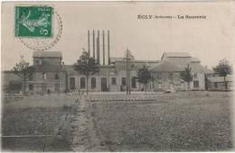 Carte  Postale Ancienne De ECLY - Sonstige Gemeinden