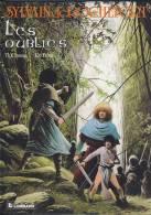 SYLVAIN DE ROCHEFORT N°2  -----  Les Oubliés - Croisades - Historique  (  Cayman - De Bom  )    EO   1991   BE+ - Originalausgaben - Franz. Sprache