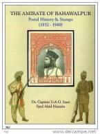 Bahawalpur,  The Amirate Of Bahawalpur , BEST BOOK OF STUDY OF BAHAWLPUR STAMPS AND COVERS  By Isani - Filatelia E Historia De Correos