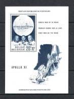 Belgium 1969 Sc # Bf  B846  MNH **  Space - Apollo 11 - Space