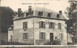 Puy-de-Dôme- Montel-de-Gelat -Une Maison Bourgeoise. - France