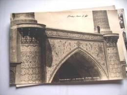 Azië Asia IranTeheran Mosque - Iran