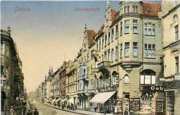 Avr13 375 : Gleiwitz Gliwice  -  Wilhelmstrasse - Poland