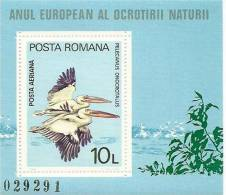 ROMANIA 1980 EUROPEAN NATURE PROTECTION SC # C232 MNH - 1948-.... Republiken