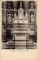 Bologna - Santino Antico Cartolina ALTARE DI SAN DOMENICO - PERFETTO F7 - Religione & Esoterismo
