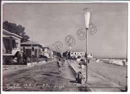 Emilia Romagna Rimini Viserbella Viale Porto Palos E Spiaggia - Rimini